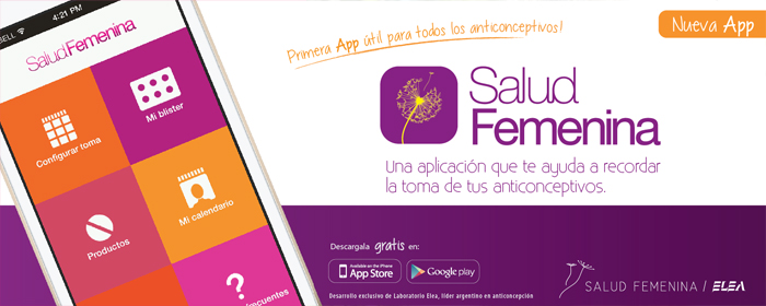 Salud Femenina App